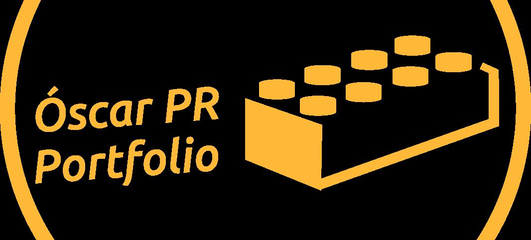 Óscar PR Portfolio